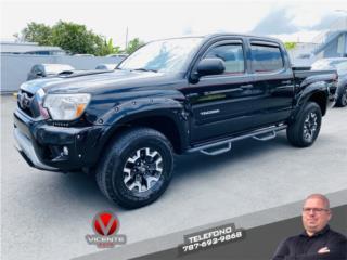 TOYOTA TACOMA PRERUNNER XSP 4X2 2015, Toyota Puerto Rico