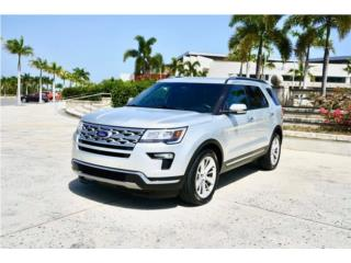 2019 FORD EXPLORER LIMITED - TOPE DE LINEA, Ford Puerto Rico