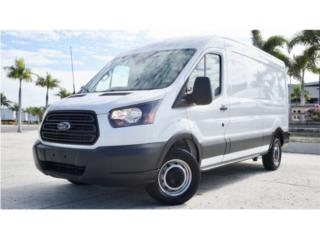 2018 FORD TRANSIT HIGH ROOF - 148WB, Ford Puerto Rico