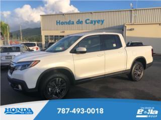 Honda Ridgeline Sport AWD, Honda Puerto Rico