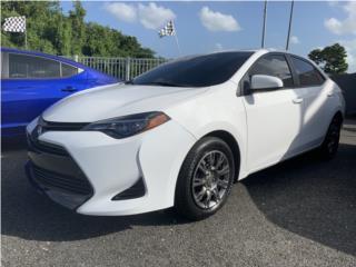 COROLLA 2019 DESDE $239 MENSUAL! $0 PRONTO!!!, Toyota Puerto Rico