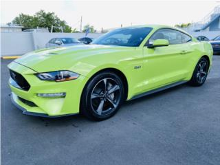FORD MUSTANG GT 5.0  2020 , Ford Puerto Rico
