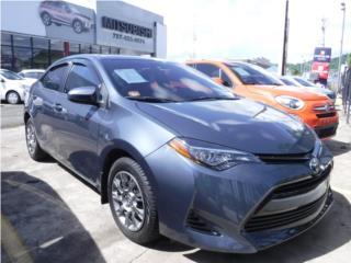 COROLLA SEDAN CON POCO MILLAJE!, Toyota Puerto Rico