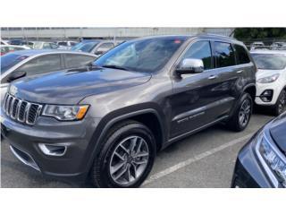 Grand Cherokee Limited , Jeep Puerto Rico