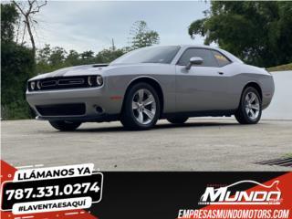 DODGE CHALLENGER 2016  **3.6L V6**, Dodge Puerto Rico