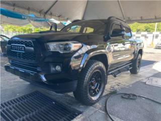 TOYOTA TACOMA TRD -V6-AT-2017 BELLA, Toyota Puerto Rico