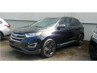 FORD EDGE SEL 2018, Ford Puerto Rico
