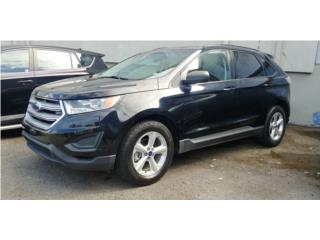 FORD EDGE SE 2017, Ford Puerto Rico