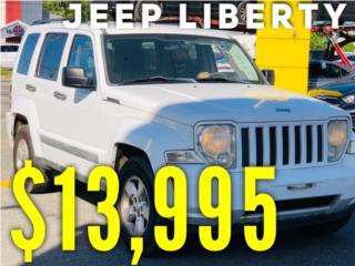 Jeep - Liberty Puerto Rico
