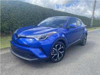 2019 TOYOTA CHR XLE (8MIL MILLAS), Toyota Puerto Rico