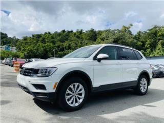 VW Tiguan, Volkswagen Puerto Rico