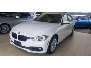 2018 BMW 320 IMPORTADO-GARANTIA, BMW Puerto Rico