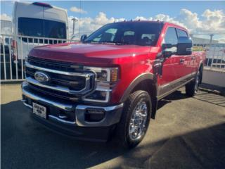 FORD F250 KING RANCH $10,000 REBATE, Ford Puerto Rico