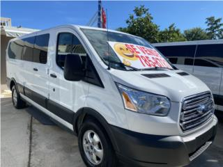 2017 FORD TRANSIT T350 XLT PASAJEROS,EQUIPADA, Ford Puerto Rico