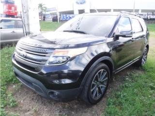 EXPLORER XLT CON 3 FILAS DE ASIENTOS , Ford Puerto Rico