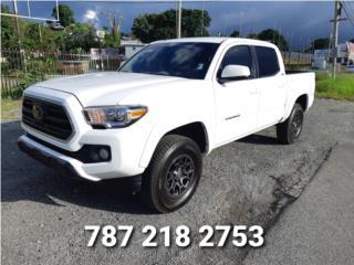 TOYOTA TACOMA SR5 2018 IMPORTADA, Toyota Puerto Rico