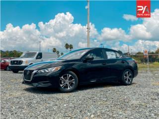 2021 Nissan Sentra SV, Nissan Puerto Rico