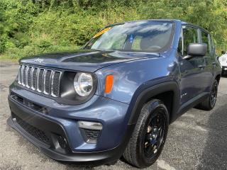 RENEGADE 2020 7K MILLAS DESDE $279 MENSUAL!!!, Jeep Puerto Rico