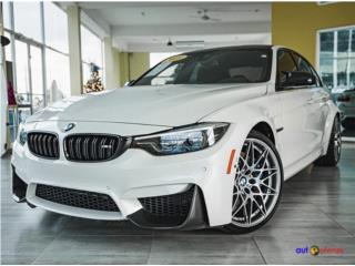 BMW M3 COMPETITION 2018  BLANCO ROJO, BMW Puerto Rico