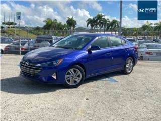 2021 Hyundai Elantra SE - Azul , Hyundai Puerto Rico