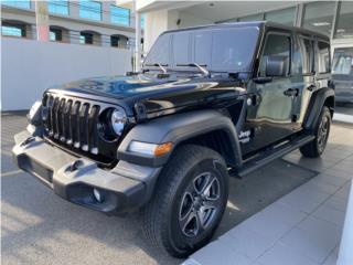 11K MILLAS! 4X4! CAMARA! SENSORES! BLUETOOTH!, Jeep Puerto Rico
