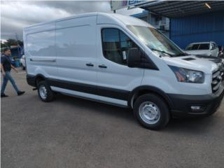 Ford Transit 2020 150/250/350, Ford Puerto Rico