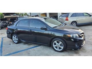 Toyota Corolla Tipo S 5cambios, Toyota Puerto Rico