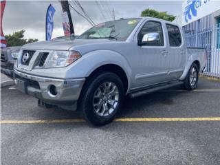 Frontier SL 2019, Nissan Puerto Rico