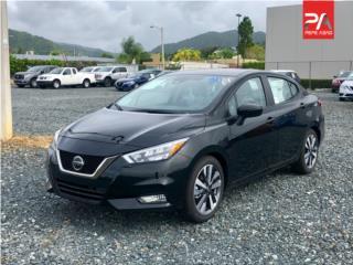 2021 NISSAN VERSA SEDAN SR *VEA VIDEO*, Nissan Puerto Rico