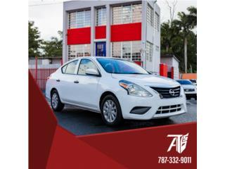 Presioso versa sv lujoso entrega inmediata , Nissan Puerto Rico