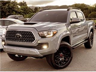Tacoma TRD Sport / Cemento / UNA GANGA /, Toyota Puerto Rico