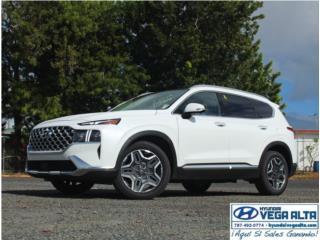 HYUNDAI SANTA FE TURBO 2021, Hyundai Puerto Rico