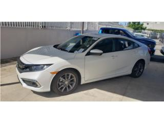 Honda Civic 2019 importado , Honda Puerto Rico