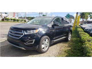 FORD EDGE SEL 2016, Ford Puerto Rico