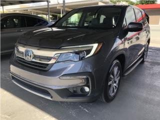 2019 HONDA PILOT , Honda Puerto Rico