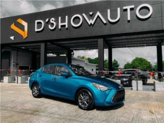TOYOTA YARIS 2018 NITIDO LLAMANOS, Toyota Puerto Rico