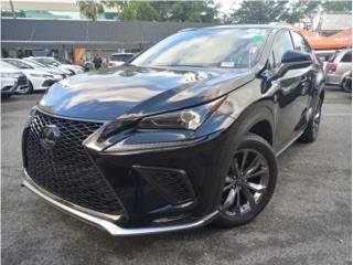 LEXUS NX 300 / CARFAX/ GARANTIA, Lexus Puerto Rico