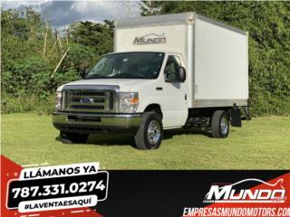 FORD E-350 CHASSIS 2018 SD  **#HazTuCitaHoy!!, Ford Puerto Rico