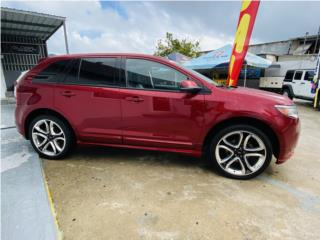 2013 FORD EDGE SPORT, Ford Puerto Rico