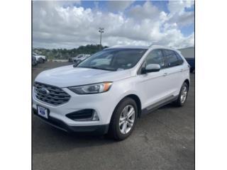 EDGE SEL, Ford Puerto Rico