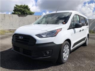 Ford Transit Connect Wagon XL (Pasajeros), Ford Puerto Rico