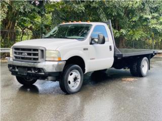 FORD F-550 TURBO DIESEL SUPER DUTY 2004, Ford Puerto Rico