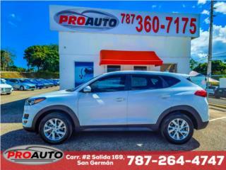 HYUNDAI TUCSON 2019 NITIDA!!, Hyundai Puerto Rico