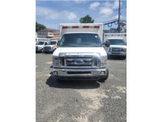 AMBULANCE 2013 FORD MEDIX GAS 104 K , Ford Puerto Rico