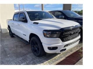 RAM 1500 4X4 BIG HORN 4dr CREW DIESEL 2020, RAM Puerto Rico