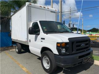 Ford E-350 2013, Ford Puerto Rico