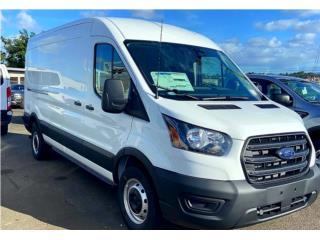 ** FORD TRANSIT 150 Y 250   2018 AL  2021**, Ford Puerto Rico