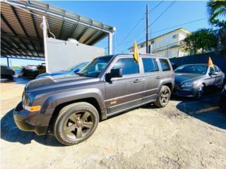JEEP PATRIOT ANNIVERSARY! EDICIÓN LIMITADA , Jeep Puerto Rico