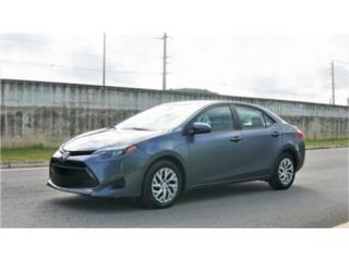 2018 Toyota Corolla LE, I8014688, Toyota Puerto Rico