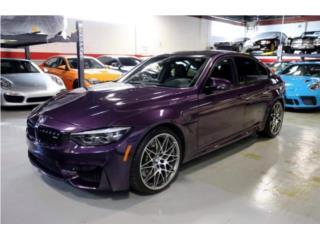 Bmw M3 2018 , BMW Puerto Rico